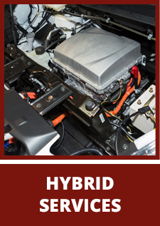 Hybrid Car Services in Middlebury, VT